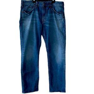 Silver Jeans Eddie Jeans 36x32